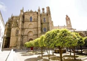 Plasencia, catedral