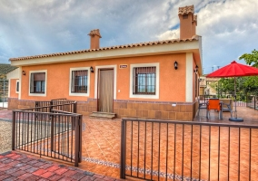 Casa ayna casa rural en elche de la sierra albacete - Casas rurales benizar ...