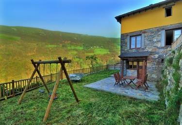 Casa Cuartonovo - Monon, Asturias