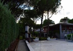 Jardin Barbacoa