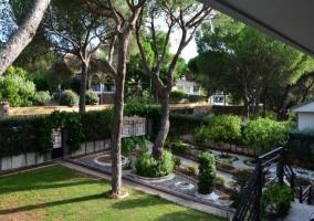 Vista Jardín Almorox