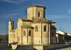 Iglesia en Palencia