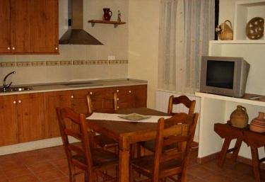 Apartamento 2 Serrano - Ribatajada, Cuenca