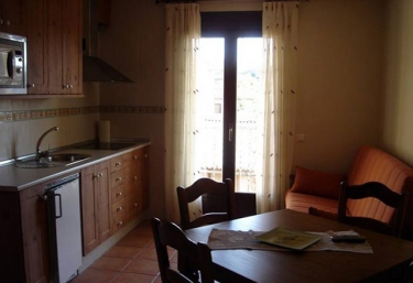 Apartamento 1 Serrano - Ribatajada, Cuenca