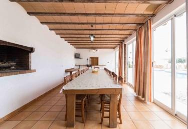 Casa Rural Catalina - Sol de Taberno - Taberno, Almería