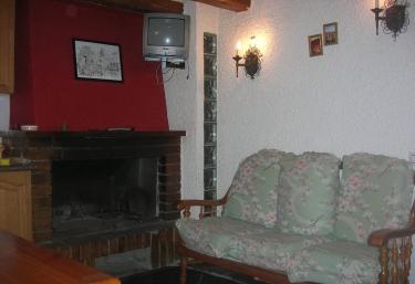 Casa Pabán. Dúplex rústico - Morillo De Liena, Huesca