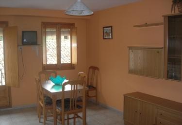 Casa Pabán.  Agustina 3º - Morillo De Liena, Huesca