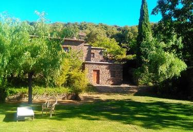 El Patio Cortijo Prado-Toro - Pitres, Granada