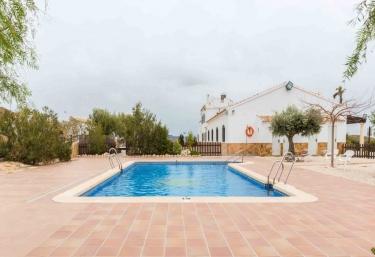 El Almendro - Sol de Taberno - Taberno, Almería