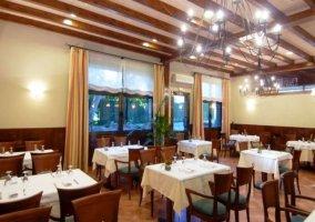 Fachada Nieve Hotel Florido