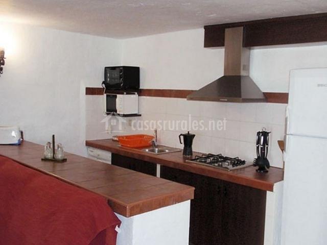 La cuadra en campanillas m laga - Cocinas torcal ...