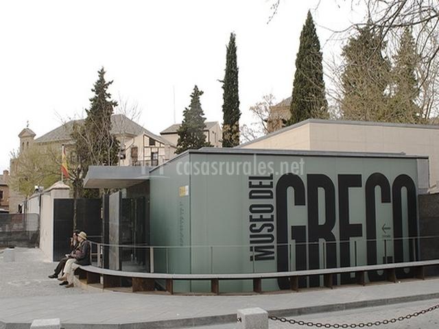 Museo del Greco fachada