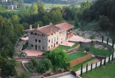 Casa La Fachada - Sant Feliu De Pallerols, Girona