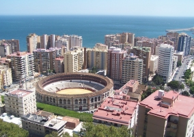 La Malagueña y el mar
