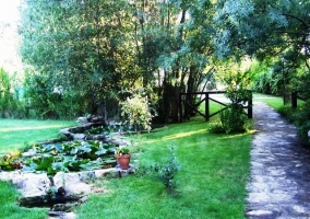 Jardines de acceso