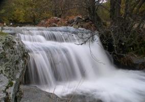 Cascada Río Alberche