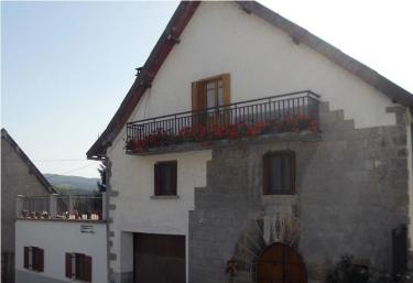 Casa Txorrota - Orbaiceta/orbaitzeta, Navarra