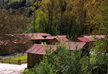 Cabañas Molino de Butrera - Butrera, Burgos