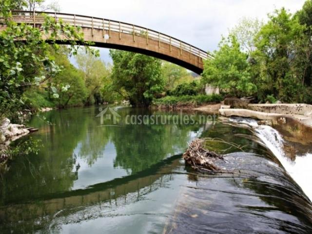 Leyendas del bosque 2 en acereda cantabria - Casa rural puente viesgo ...