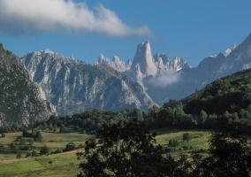 Pico Naranjo de Bulnes