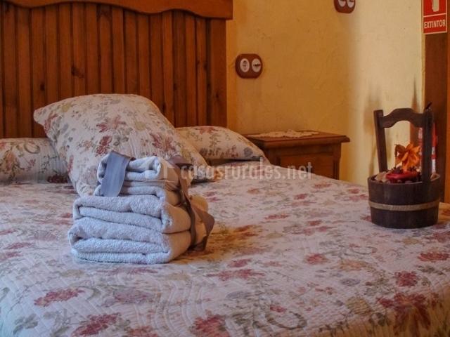Casa rural ruta del cares ii en tielve asturias - Detalles de bienvenida ...