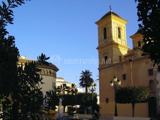 Cortijo el lamo iii en velez blanco almer a for Casa ciudad jardin almeria