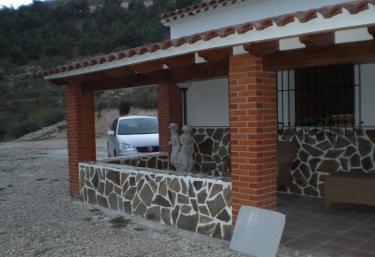 Cortijo el Álamo III - Velez Blanco (Almería)