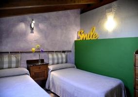 Dormitorio smile