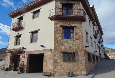 La Muralla - Cañete, Cuenca