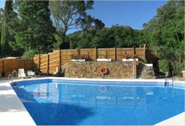Casas rurales con piscina en algeciras for Piscina algeciras
