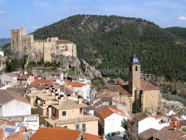Castellana yeste rural en yeste albacete - Casa rural yeste ...