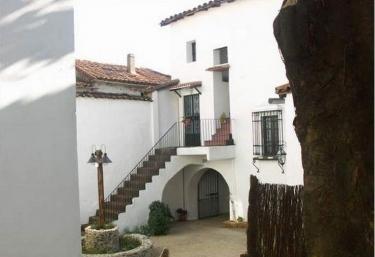 Casa Hippis - Fuenteheridos, Huelva