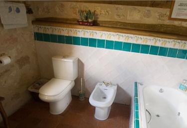 Baño 2. Bañera de hidromasaje