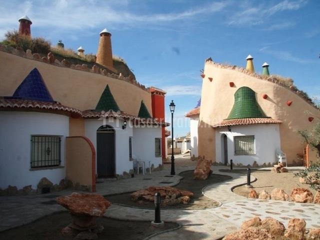 Cueva pic n casas rurales en benalua de guadix granada - Casa rural guadix granada ...