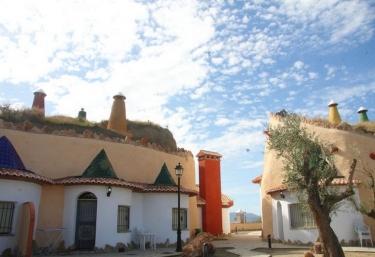 Cueva Los Emigrantes - Benalua De Guadix, Granada