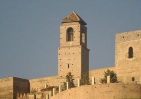 Zona del Castillo de Álora