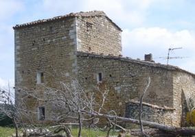 Antiguo castillo de Pontons