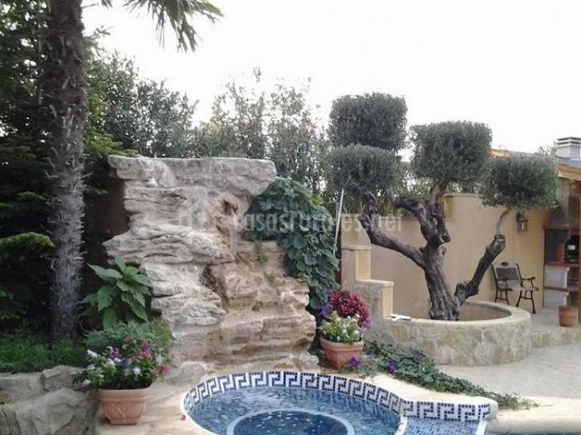 Caba a iv entre viejos olivos en benicolet valencia for Tipos de jacuzzi exterior