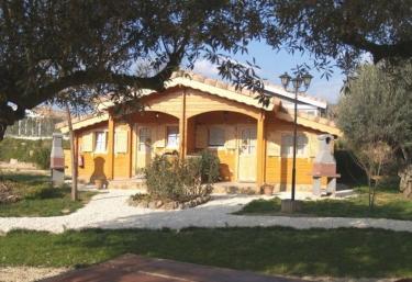 Cabaña IV - Entre Viejos Olivos - Benicolet, Valencia