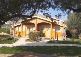 Cabaña IV - Entre Viejos Olivos