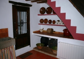 Parte de la cocina