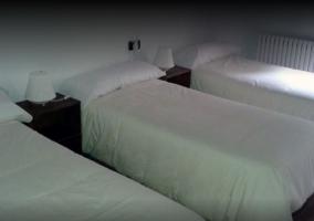 Perchero del dormitorio