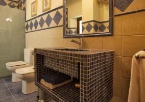 Dormitorio Espígol con aseo y ducha