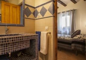 Dormitorio Espígol con aseo