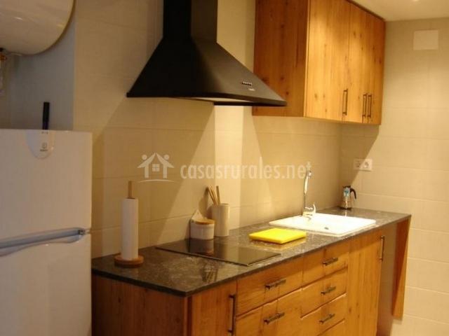 Apartamento cal salut en gratallops tarragona - Muebles cocina tarragona ...