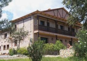Casa rural El Tejarejo
