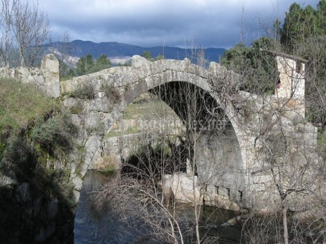 Puente Romano Matrimonio : Casa temática el tejarejo en casavieja Ávila