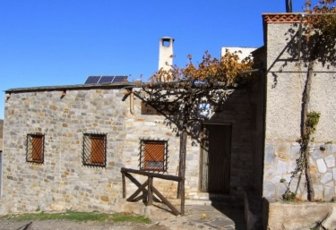 Cortijo Abruvilla - Abrucena, Almería