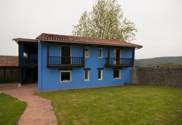 Rural El Cantu - Colombres, Asturias