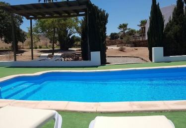 Hotel Oro y Luz - Rodalquilar, Almería